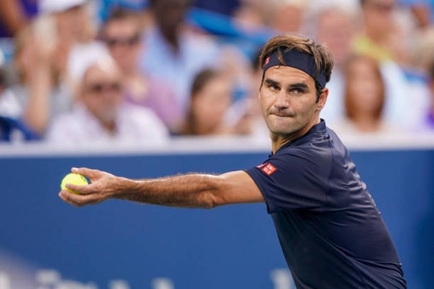 Roger Federer aiming to end decade drought with victory in New York