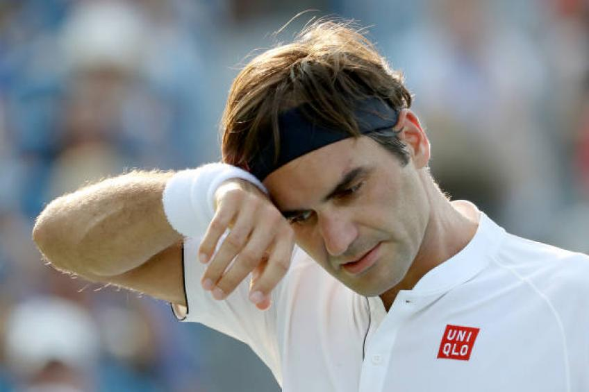 Roger Federer: 'It's frustrating, I felt worse than how I did at Wimbledon'