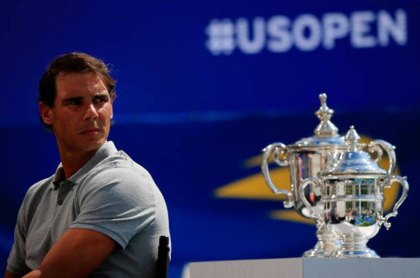 Return of big names bolsters U.S. Open men's draw