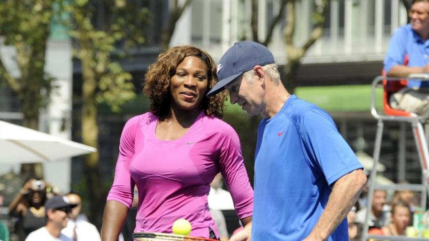 John McEnroe: 'I got offered $10 million by Trump to face Serena Williams'