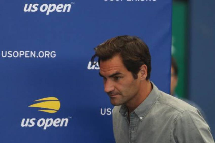 Roger Federer: 'Why having press conference after a 6-2 6-2 win?'
