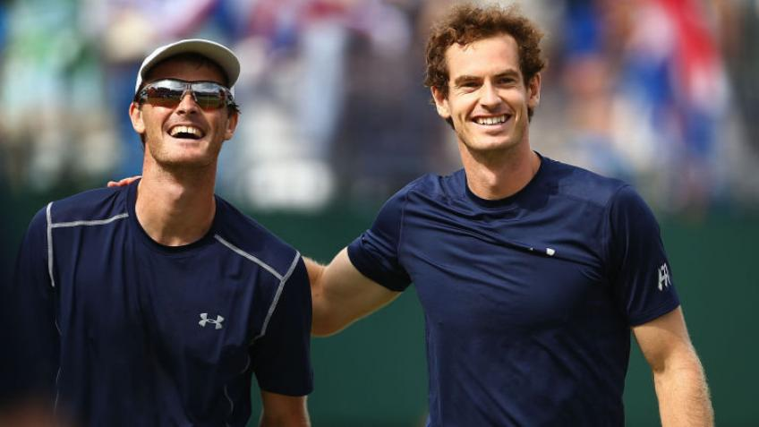 Jamie Murray: I am excited seeing Andy back