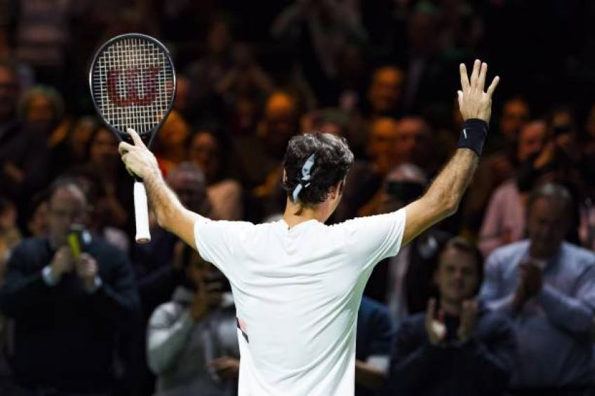 Sleeping, core exercises, desire: Roger Federer reveals keys to success