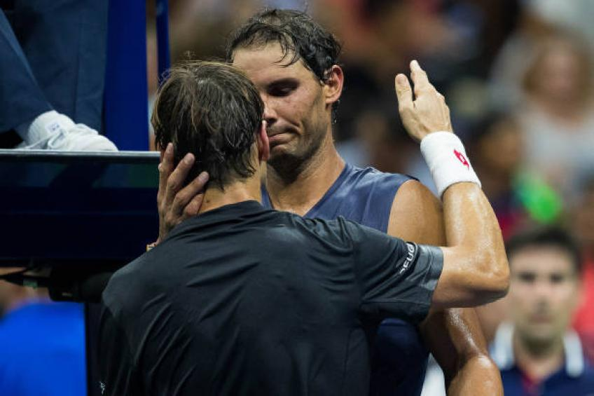 Rafael Nadal: Worse players than David Ferrer won a Grand Slam title