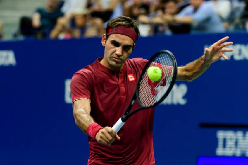 cantare Smantellare adolescenti  Roger Federer explains why he switched Wilson racket at 2018 US Open