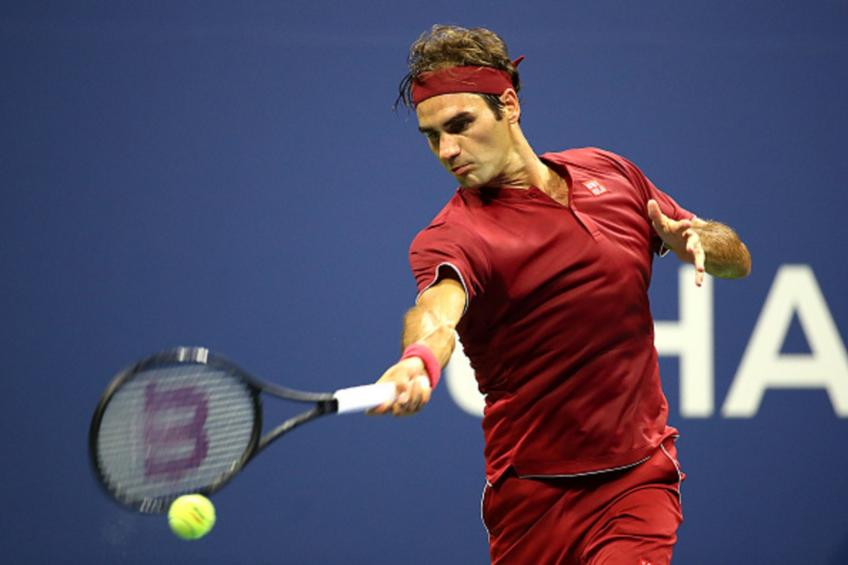 Federer knocked out of US Open by Aussie Millman