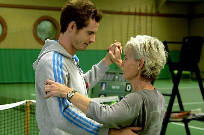 Andy Murray blew me away, says mother Judy