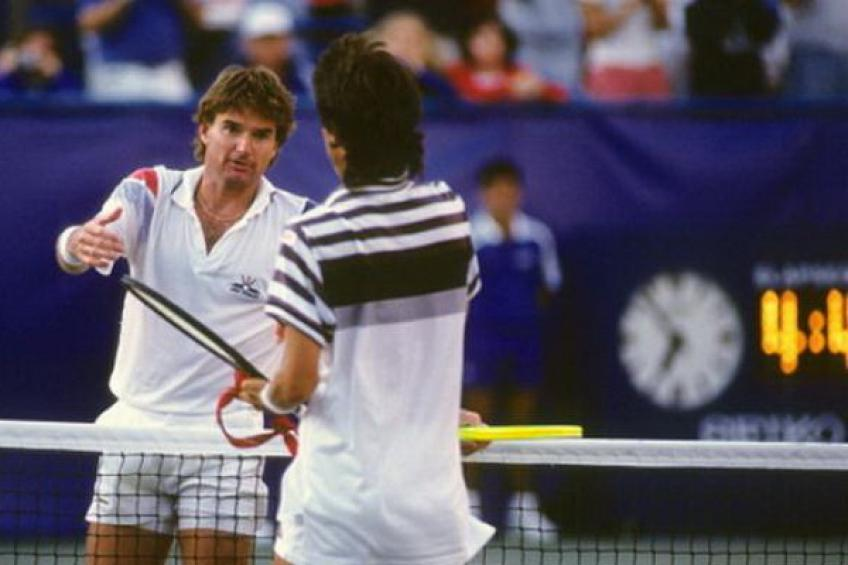 On this day: Jimmy Connors pulls out US Open lucky charm in Aaron Krickstein win