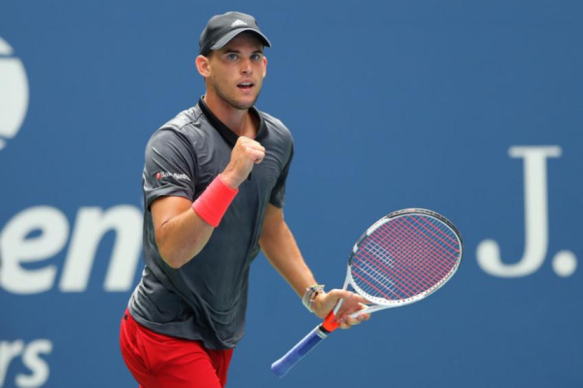 Red-hot Thiem hands Nadal rare bagel at US Open