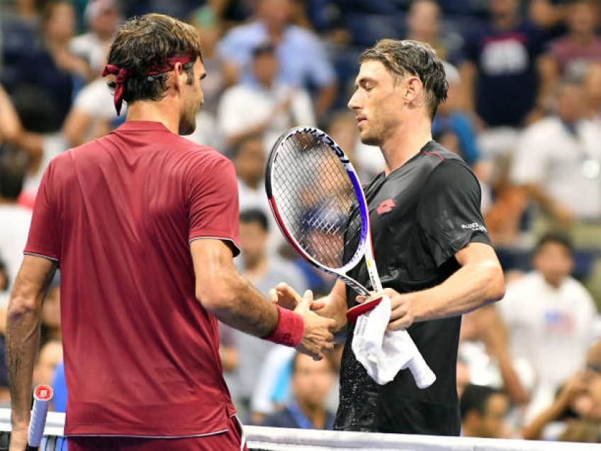 Roger Federer reveals he invited John Millman at home in Switzerland