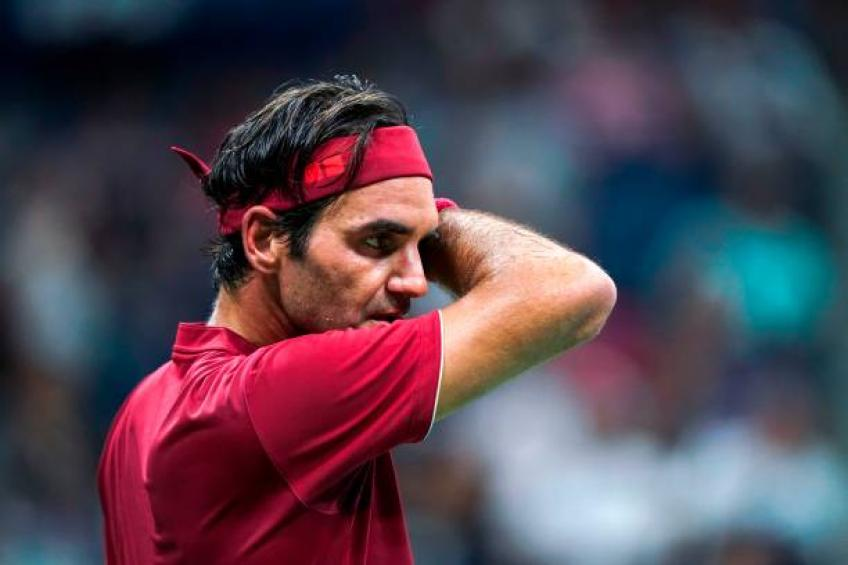 'Roger Federer was not feeling well, he was ill' - Mary Joe Fernandez