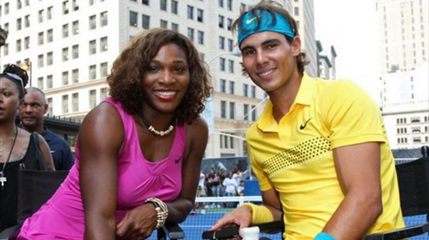 Rafael Nadal agrees with Serena Williams 'Now wins are more special&#039