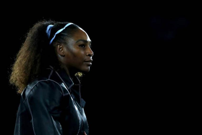 039;There is an incredible tension around Serena Williams&#039- Annabel Croft