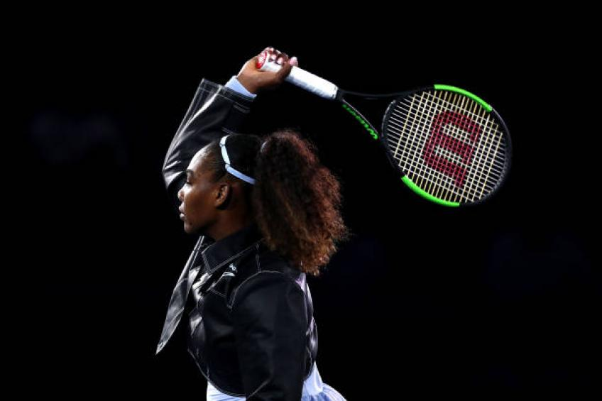The Internet Is Not Impressed With Viral Serena Williams Cartoon