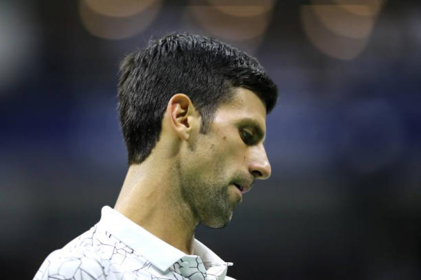 Djokovic downs Del Potro, wins third US Open