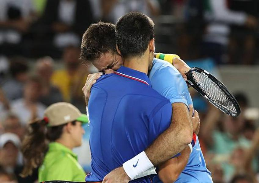 Djokovic's 'petty' mid-match gripe in US Open final