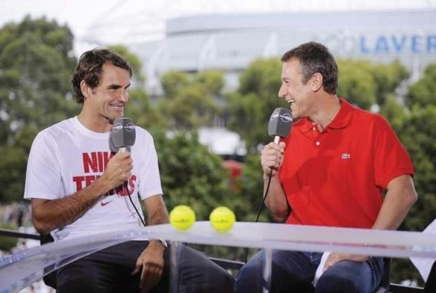 Mats Wilander: I want to see Roger Federer fight for his sporting life