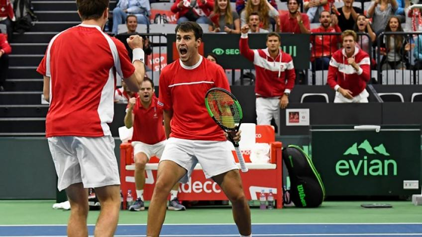 Davis Cup Preview: Switzerland faces Sweden without Roger Federer