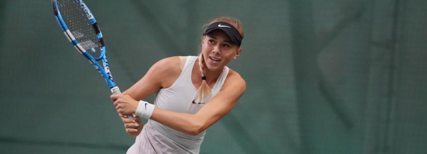 Wta Quebec City: Amanda Anisimova claims her maiden tour quarter-final