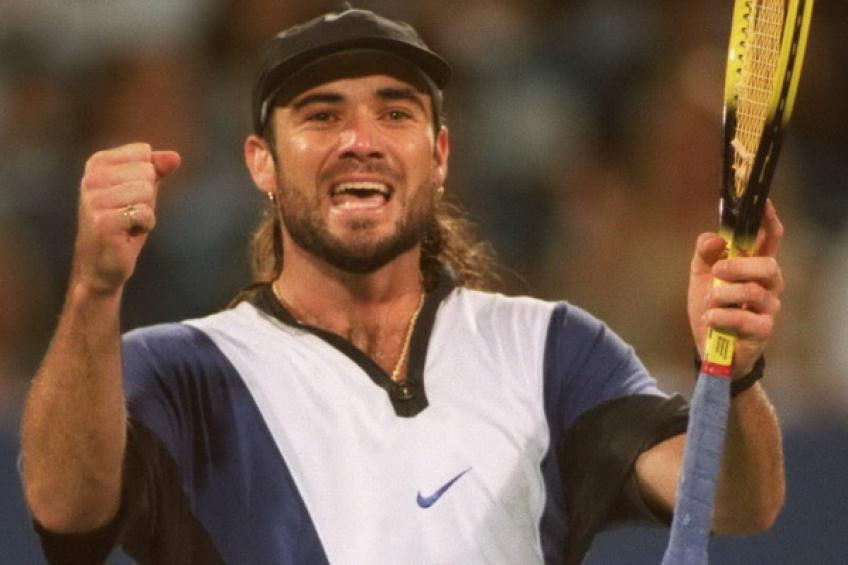 81c14b066c US Open 1994: Unseeded Andre Agassi writes history