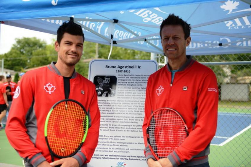 Daniel Nestor: 'I will try to do my best in my last match on the Tour'
