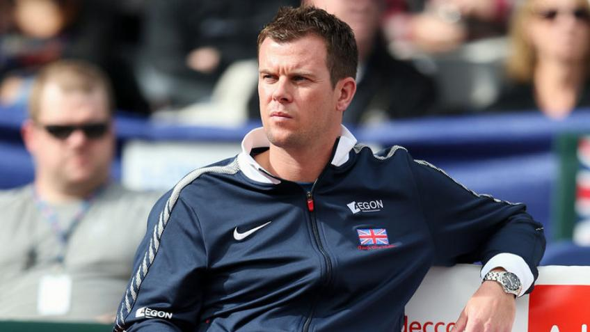 Leon Smith hopes ITF will hand Great Britain Davis Cup finals wildcard