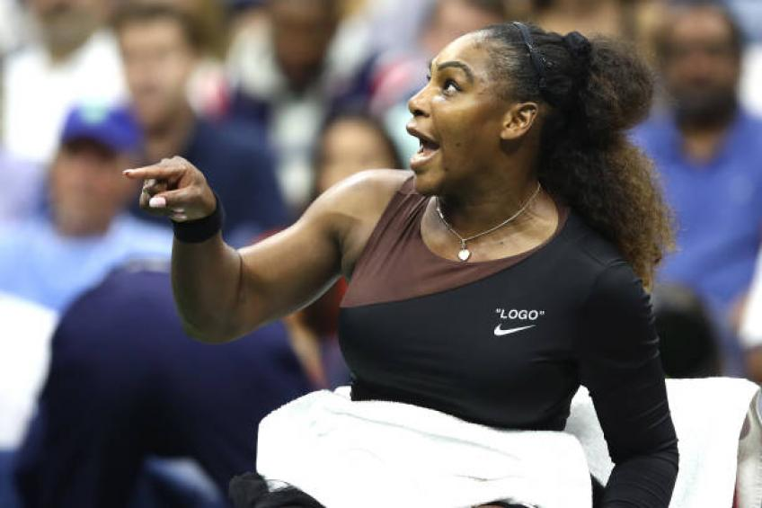 LeBron James empathizes with Serena Williams in wake of US Open outburst