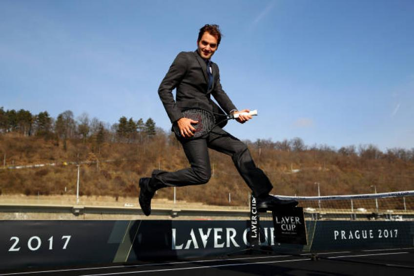 Roger Federer, Novak Djokovic to play doubles as partners at Laver Cup