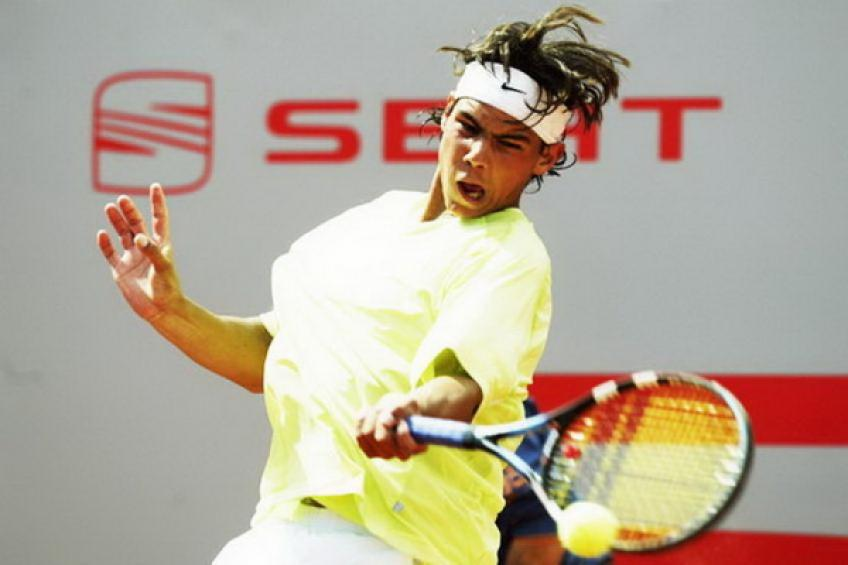 On this day: Rafael Nadal introduces himself to the tennis world