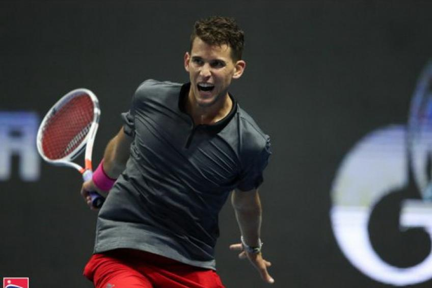 Dominic Thiem clinches the title — ATP St.Petersburg