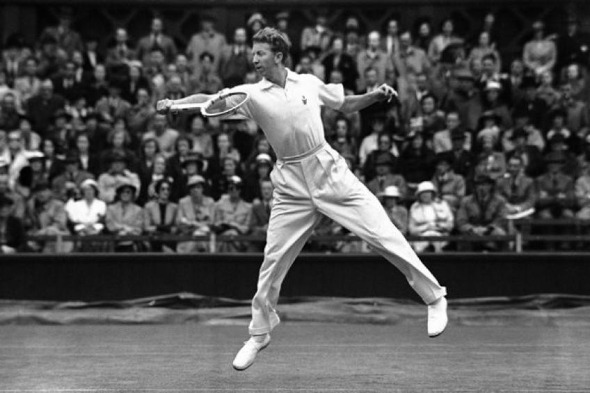 September 24, 1938: Don Budge completes the first real Grand Slam