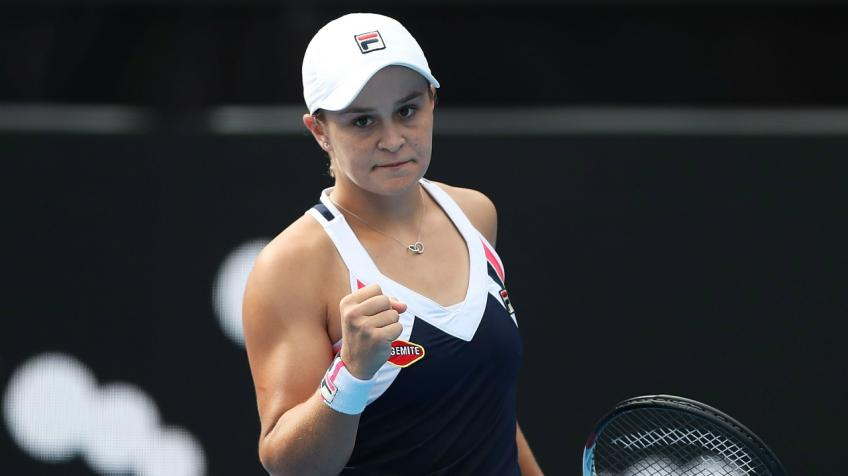 Barty time! Aussie stuns Wimbledon champ Kerber in Wuhan