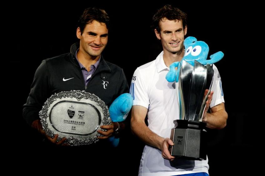 Shanghai 2010: Andy Murray downs Roger Federer for the perfect debut