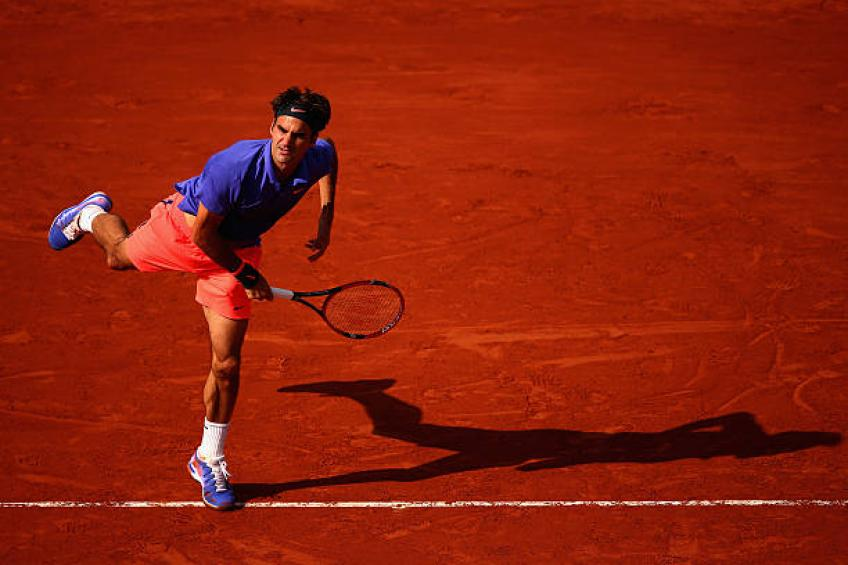 Roger Federer: 'As a kid I used to play more on clay than anything else'