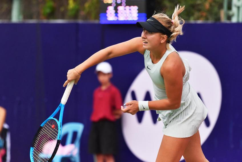 WTA Tashkent:Anastasia Potapova will face Margarita Gasparyan for the title