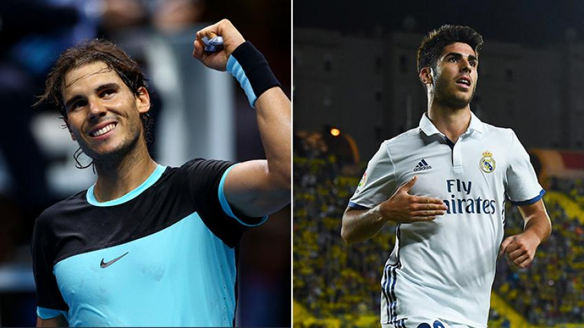 Marco Asensio reveals Rafael Nadal's role in his Real Madrid transfer