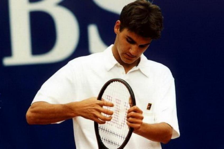 September 30, 1998: Roger Federer scores his first ATP win in Toulouse