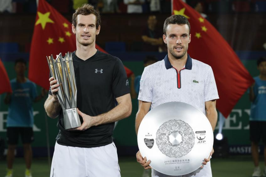 Shanghai 2016: In-form Andy Murray continues his charge to win third title