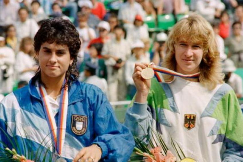On this day: Steffi Graf wins Olympic gold to write history books