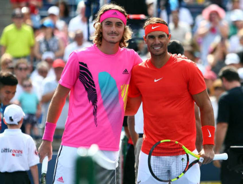Tsitsipas explains how Rafael Nadal loss in Toronto influenced him