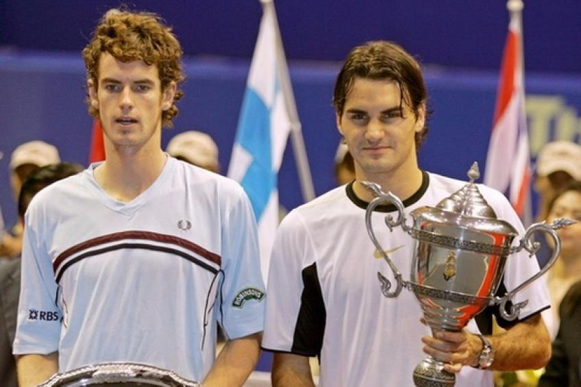 On this day: Roger Federer beats Andy Murray in Briton's first ATP final