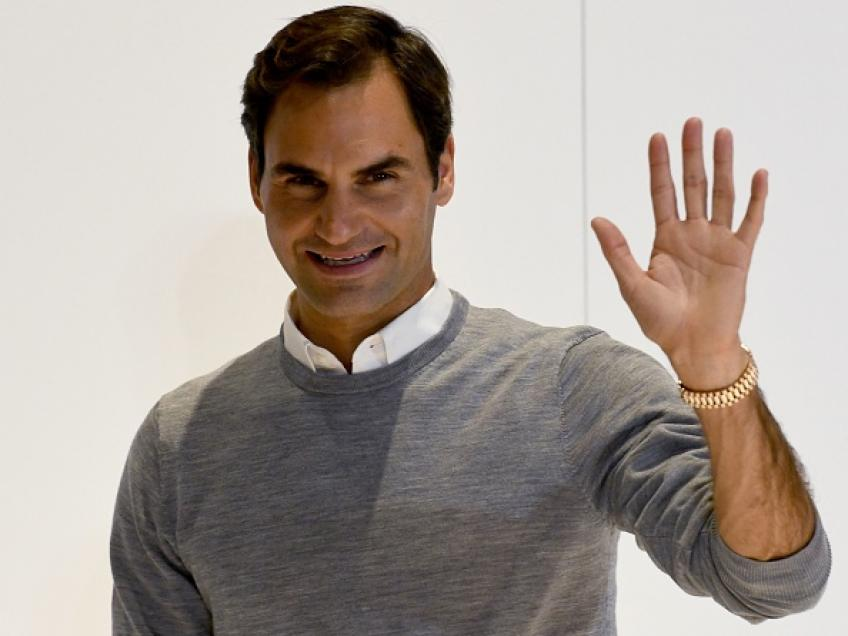 Roger Federer praises Uniqlo: 'I will retire from tennis, not from life'