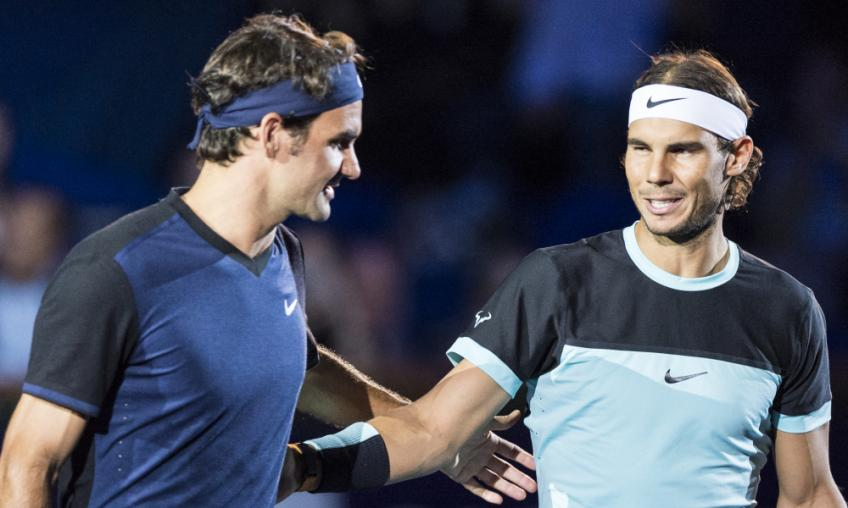 Rafael Nadal brought something new to the game, says Roger Federer