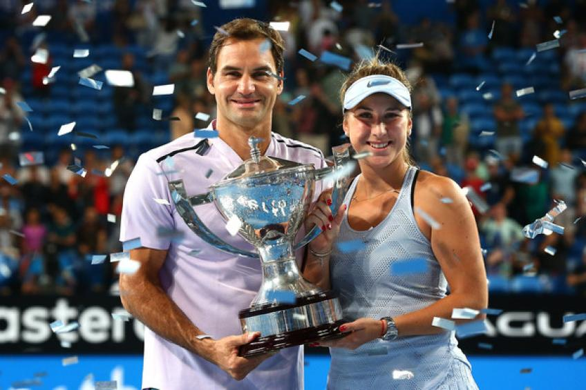 Serena, Federer to square off at the 2019 Hopman Cup