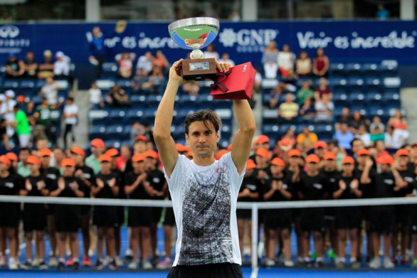 David Ferrer wins historic Monterey title. Lloyd Harris conqueres Stockton