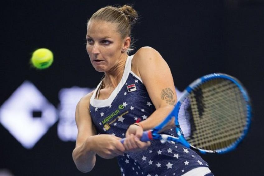 Pliskova and Sabalenka reach Tianjin Open quarterfinals | State National Sports