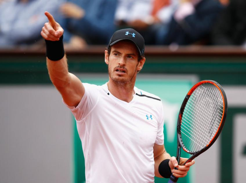 Andy Murray speaks on his love and passion for mentoring young stars
