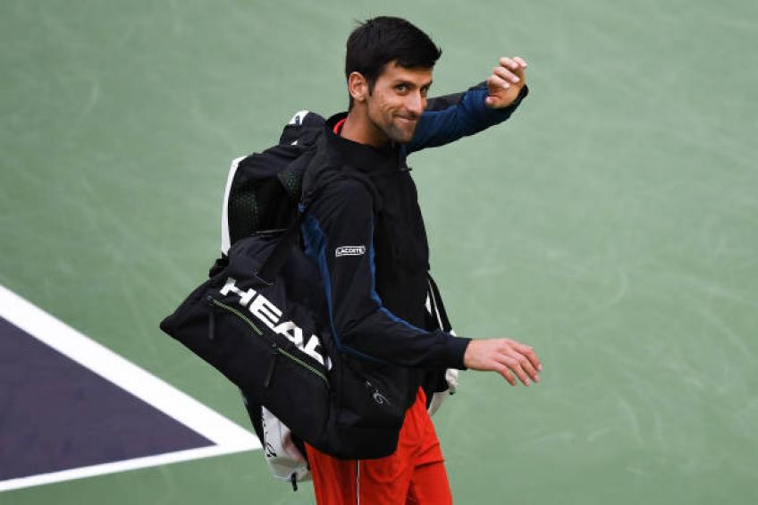 Djokovic wins Coric for Shanghai title to close on world no.1