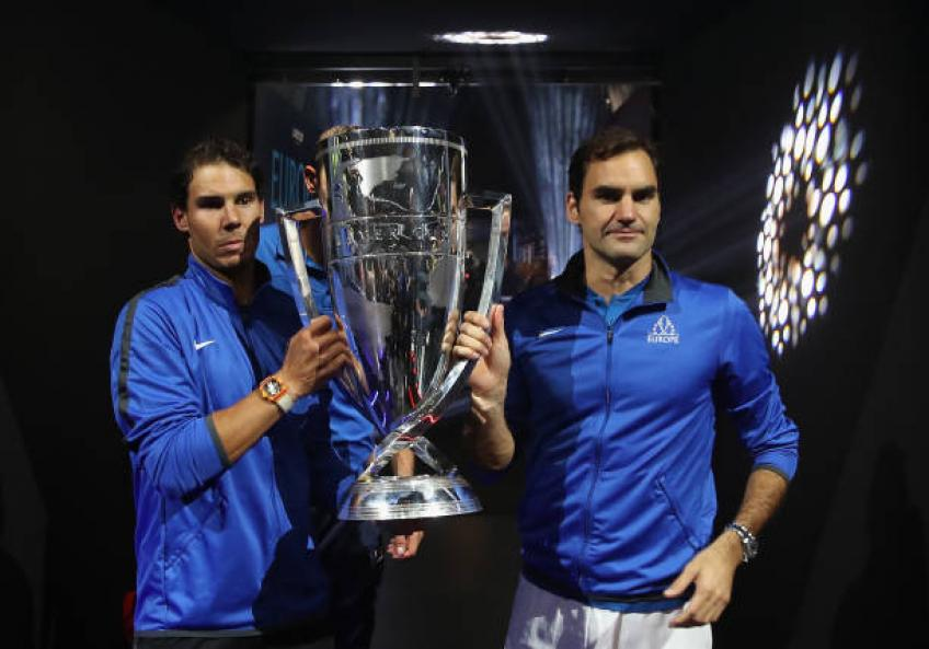 Laver Cup featuring Roger Federer draws criticism from St. Petersburg Open