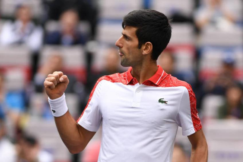 Novak Djokovic: 'I lost a lot of faith in cycling'